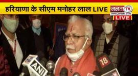 देखिए गृह मंत्री अमित शाह से मुलाकात के बाद क्या बोलें CM Manohar Lal Khattar…?